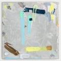 No title, 2014, 50cm x 50cm, acryl, epoxy. collectie Prov Gelderland